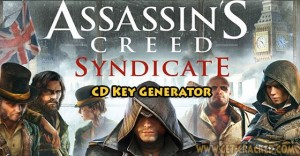 Assassins Creed Syndicate Free CD Key Generator