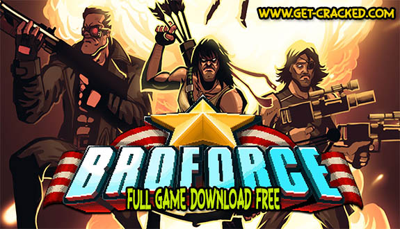 Broforce free download steam game