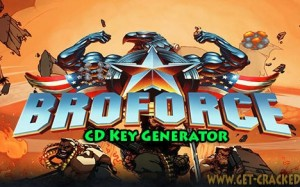 Broforce prost activation zbornik