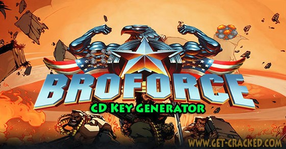 Broforce free activation codes
