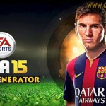 FIFA 15 gratis activeringssleutels