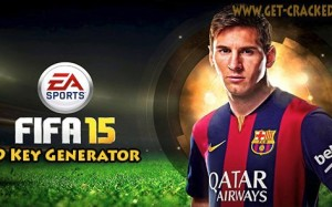 FIFA 15 free activation keys
