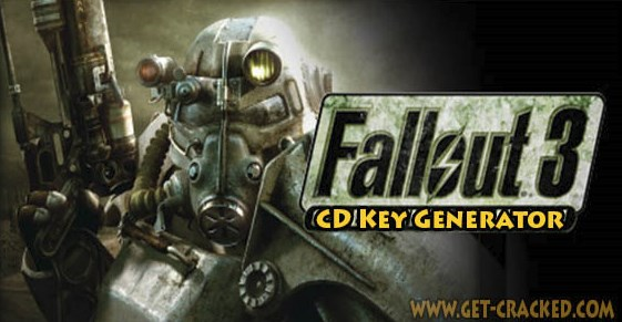 Fallout 3 free product key