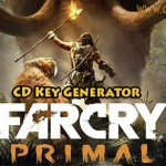 Far Cry Primal gratis aktivering sleutels