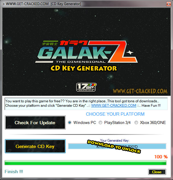 GALAK-Z Free Steam CD Keys