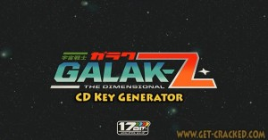 GALAK-Z Free Steam CD Key Generator
