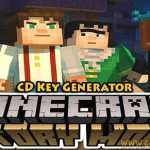 Minecraft: Story Mode ledig fabrikat keys