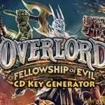 覇王: Fellowship of Evil Key generator