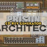 Prison Architect zdarma product key