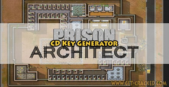 Prison Architect free product keys
