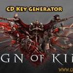 Reign Of Kings gratis aktivisering keys