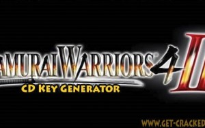 SAMURAI WARRIORS 4-II free activation keys