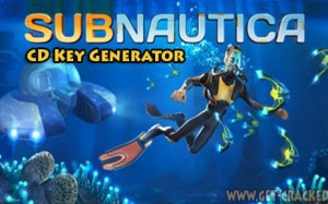 Subnautica free activation keys