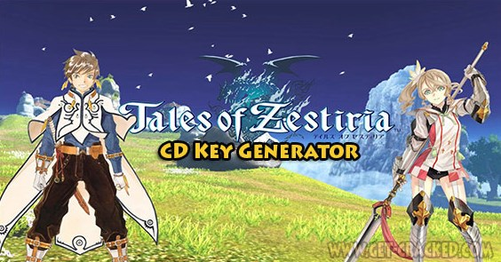 Tales of Zestiria free activation codes