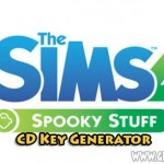 Die Sims 4 Spooky Stuff free activation keys