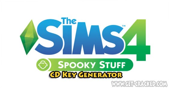 The Sims 4 Spooky Stuff free activation keys