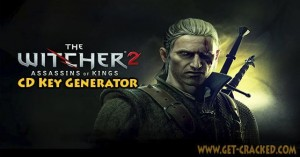 The Witcher 2 Assassins of Kings CD Key Generator