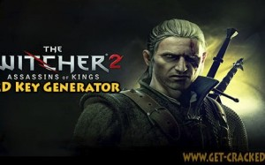 The Witcher 2 Asasini de regi Keygen