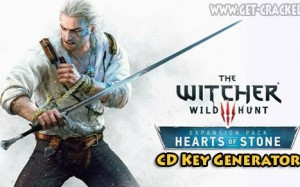 The Witcher 3: Hearts of Stone free activation keys
