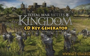 Total War Battles: Kingdom cd nøglen generator