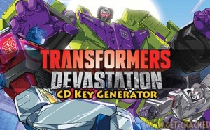 Transformers Devastation free activation code
