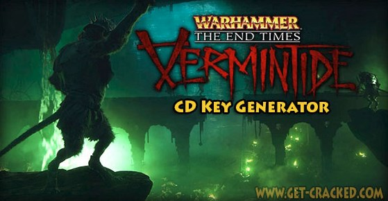 Warhammer: The End Times - Vermintide free activation code