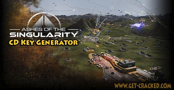 Ashes of the Singularity steam key generator