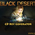 Black Desert Free CD Key Generator