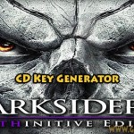 Darksiders II Deathinitive Edition nyckel generera verktyg