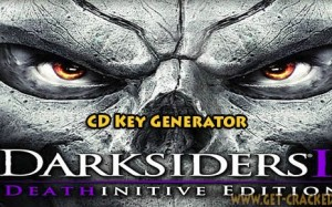 Darksiders II Deathinitive Edition avain generaattori työkalu
