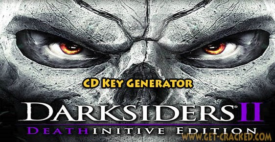 Darksiders II Deathinitive Edition instrument cheie generator de