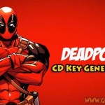Deadpool nyckel generera