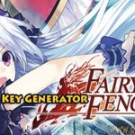 Fairy Fencer F key generator