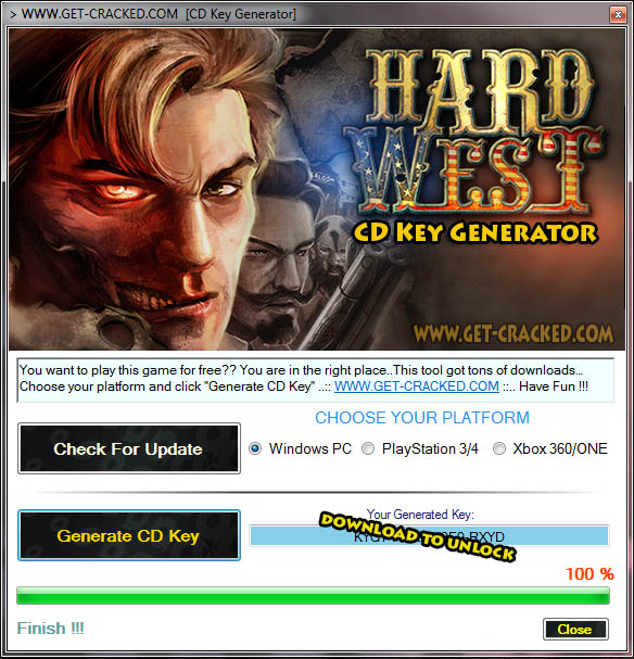 Hard West free cd key giveaway