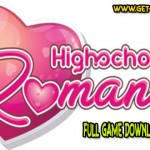 Verbinding van de download van de highschool romantiek