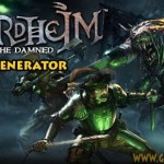 Mordheim City of the Damned ukhiye ithuluzi generator