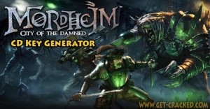 Mordheim City of the Damned CD Key Generator