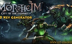 Mordheim City of the Damned key generator tool