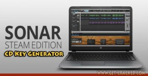 SONAR Steam Edition CD Key Generator