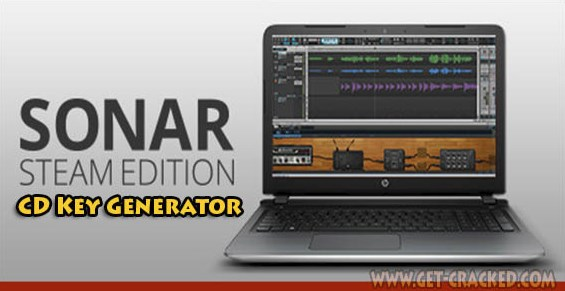 SONAR stoom Edition Keygen