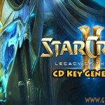 StarCraft II Legacy of the Void Key Generator