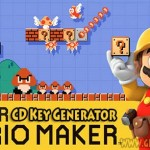 Super Mario-Maker-Key-Generator-Tool