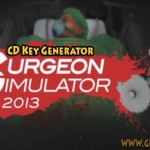 Surgeon Simulator key generator tool