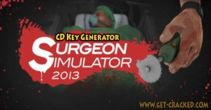 Surgeon Simulator Free CD Key Generator