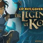 The Legend of Korra key ithuluzi generator