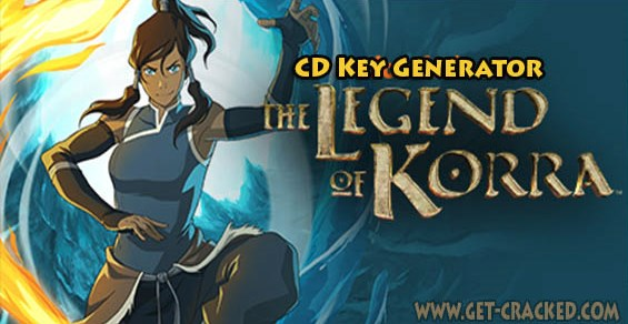 The Legend of Korra key generator tool