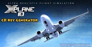 X-Plane 10 Global Free CD Key Generator