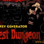Generator kodu Darkest Dungeon