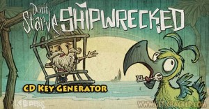 Dont Starve Shipwrecked CD Key Generator