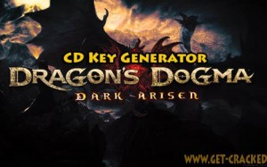 Dragons Dogma Dark Arisen cd key giveaway